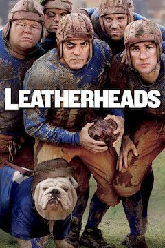 Leatherheads movie poster.