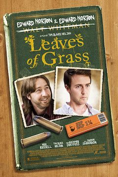 Leaves of Grass movie poster.