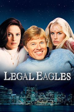 Legal Eagles movie poster.