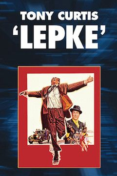 Lepke movie poster.