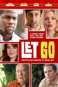 Let Go movie poster.