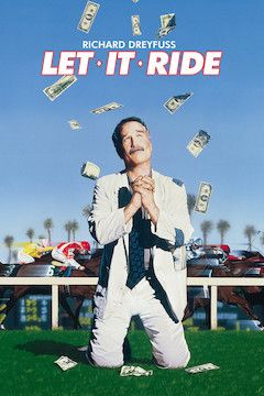 Let It Ride movie poster.