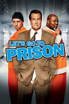 Let's Go to Prison movie poster.