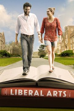 Liberal Arts movie poster.