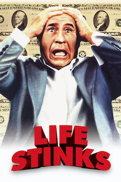 Life Stinks movie poster.