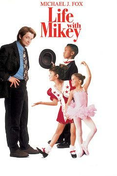 Life With Mikey movie poster.
