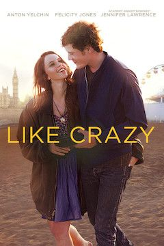 Like Crazy movie poster.