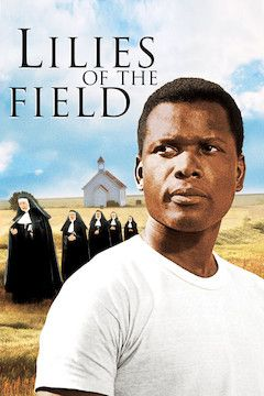 Lilies of the Field movie poster.