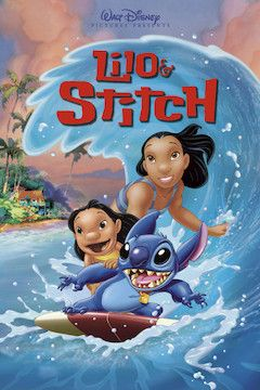 Lilo & Stitch movie poster.