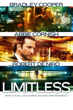Limitless movie poster.