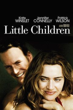Little Children movie poster.