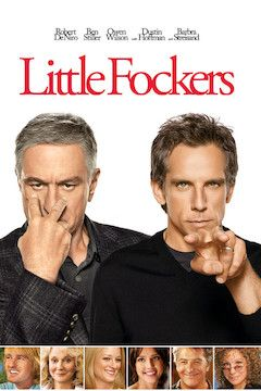 Little Fockers movie poster.