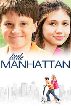 Little Manhattan movie poster.
