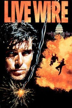 Live Wire movie poster.