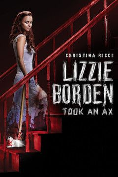 Lizzie Borden Took an Ax movie poster.