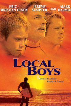 Local Boys movie poster.