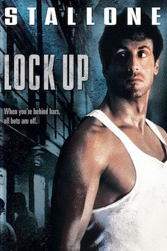 Lock Up movie poster.