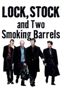 Lock, Stock and Two Smoking Barrels movie poster.