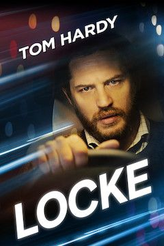 Locke movie poster.