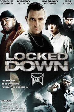 Locked Down movie poster.