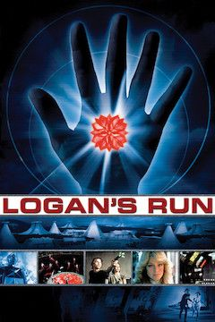 Logan's Run movie poster.