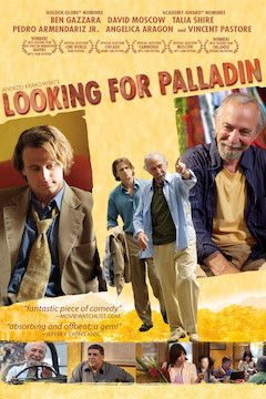 Looking for Palladin movie poster.