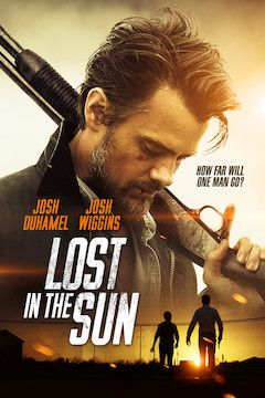 Lost in the Sun movie poster.