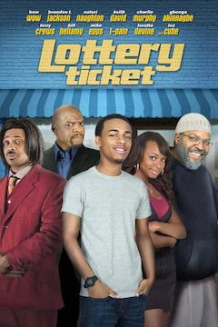 Lottery Ticket movie poster.