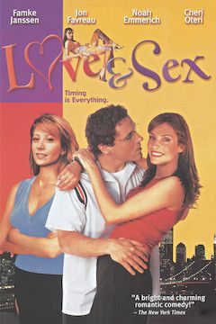Love and Sex movie poster.