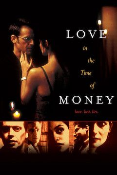 Poster for the movie Love in the Time of Money