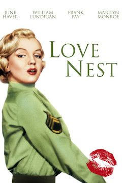 Love Nest movie poster.