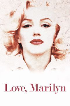 Love, Marilyn movie poster.