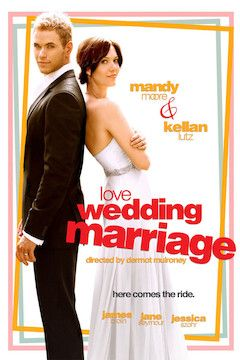 Love, Wedding, Marriage movie poster.