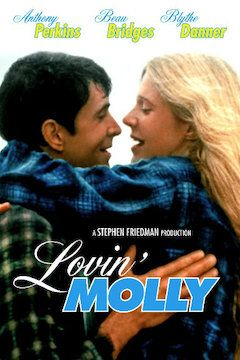 Lovin' Molly movie poster.