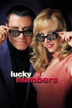 Lucky Numbers movie poster.