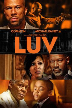 Luv movie poster.