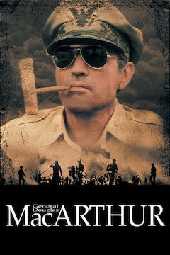 MacArthur movie poster.