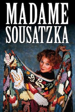 Madame Sousatzka movie poster.