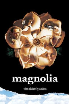 Magnolia movie poster.