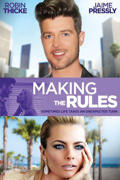 Making the Rules movie poster.