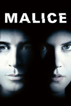 Poster for the movie Malice