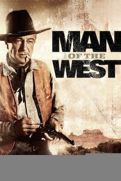 Poster for the movie Man of the West