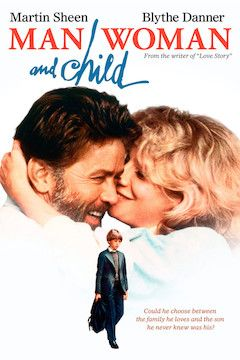 Man, Woman and Child movie poster.