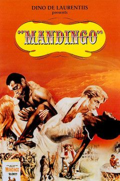 Mandingo movie poster.