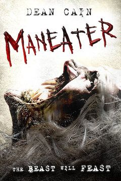 Maneater movie poster.