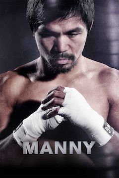 Manny movie poster.