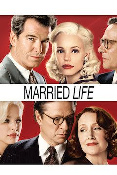 Married Life movie poster.