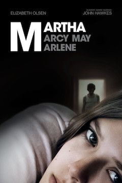 Martha Marcy May Marlene movie poster.