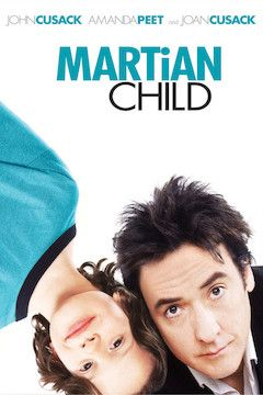 Martian Child movie poster.