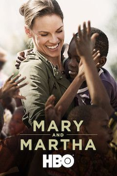 Mary and Martha movie poster.